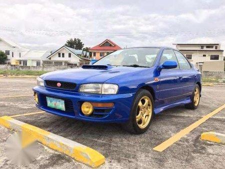 1996 Subaru Impreza Wrx Sti Version 3 Gc8 108250 Rh Philkotse Com