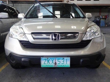 2007 Honda Cr V In Line Automatic For Sale At Best Price