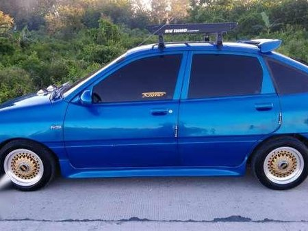 2004 Ford Aspire Inspired Avella Sport