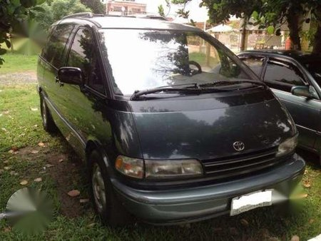 Well maintained Toyota Previa US version