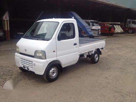 Japan Surplus K Truck Multicab Modelo 4x4 Suzuki F6a 119059