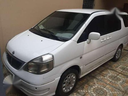 Nissan serena Limited 2003
