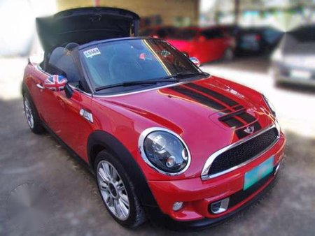 2017 Mini Cooper Roadster S Automatic Transmission
