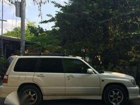 Subaru Forester 2001 CRV Xtrail Accord