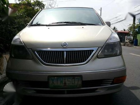 For Sale: Nissan Serena 2006 Local QRVR top