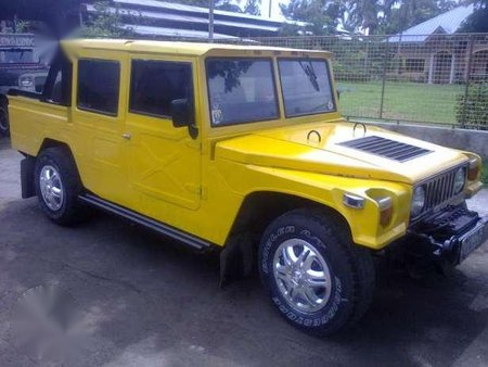 Hummer owner type jeep 126912