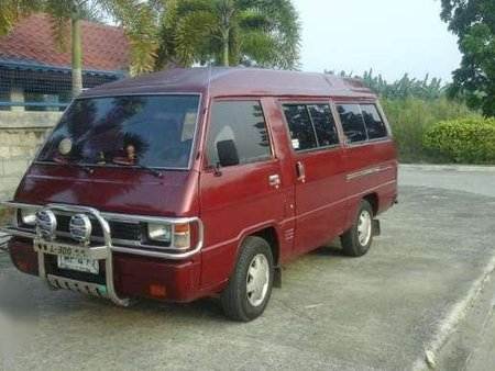7f38d5a9e1 Well maintained Mitsubishi L300 Versa Van Diesel Engine for sale 127458