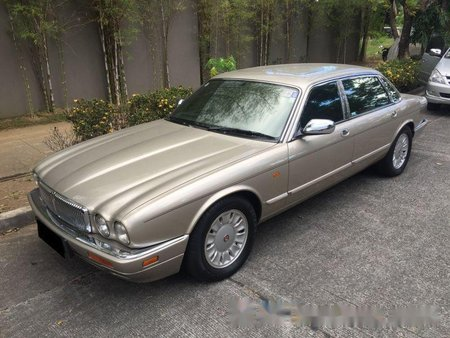 1997 Jaguar XJ6 Daimler Top Of The Line