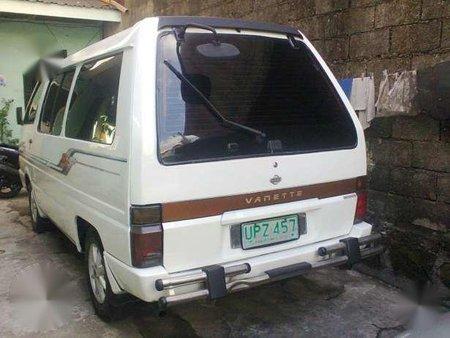 For Sale 97 Nissan Vanette