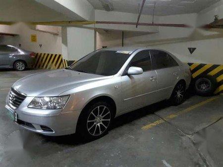 Silver Hyundai Sonata >> Hyundai Sonata 2009 Automatic Silver 132126