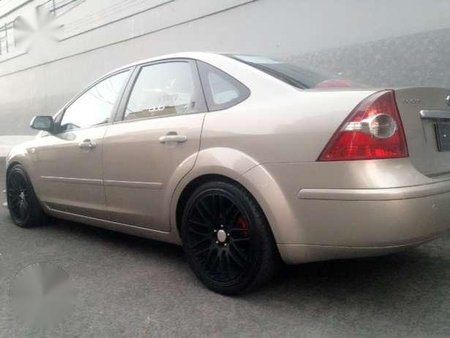 Ford Focus Ghia 2007 1 8 For Sale