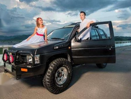 1996 nissan terrano 4wd 4x4 wd21 suv offroad lifted manual