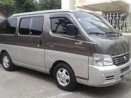 Nissan Urvan Estate 2009 133715