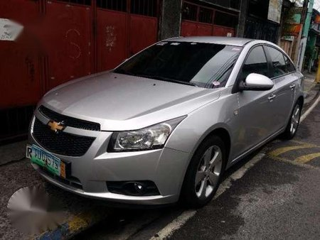 Chevrolet Cruze 2012 Lt Automatic Top Of The Line 133732