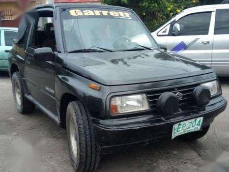 Suzuki Escudo 4X4 2002 Model - GAS