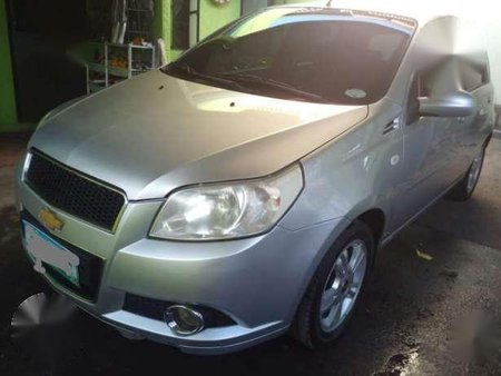 2009 Chevrolet Aveo Ls 14 Matic 134246