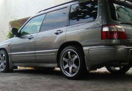 2001 Subaru Forester Sf5 Sti