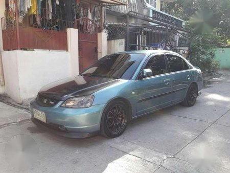 Honda Civic Dimension Vti 2002