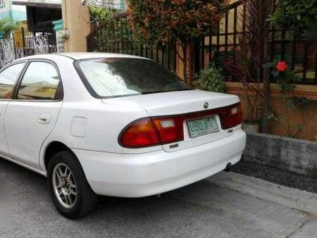 Mazda 323 1998 At White For