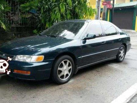 1996 honda accord lx sedan 2. 2l manual.