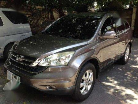 Honda Crv 2010 Grey For Sale 144601