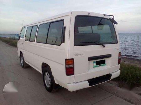 d02f74b492 2013 Nissan Urvan Shuttle MT Diesel For sale 144406