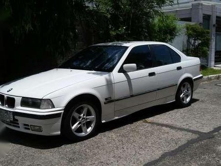 Bmw 316i Manual White 1997 For Sale 144835