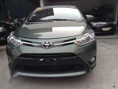 2016 Toyota Vios 1 3 E Automatic Alumina Jade Green 146127