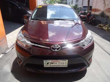Toyota Vios Blackish Red 2017 >> 2017 Toyota Vios E 1.3 Dual VVTi Gas Manual 146048