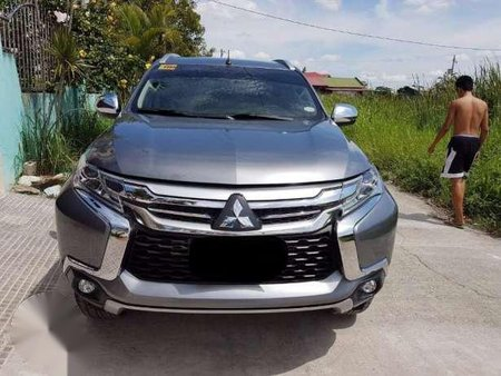 2016 Model Montero Gls New Look Automatic Push Start Gray 940k