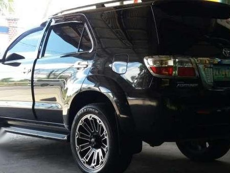 Toyota Fortuner 4x4 2007 Model But Modified To 2010 Model