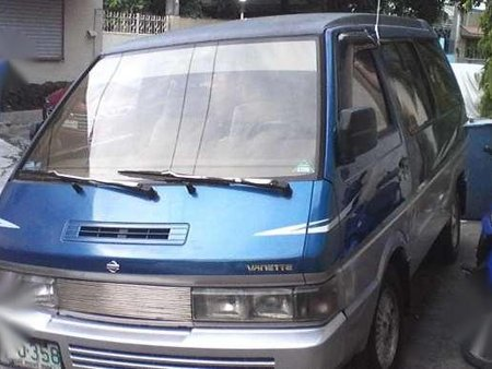 For sale Nissan Vanette (grand coach)