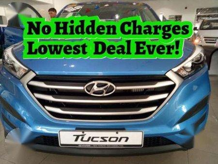 Hyundai tucson gl mt Great Deal 5yrs warranty san kapa Matibay