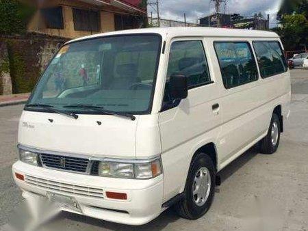 29f7f82c2d 2015 Nissan Urvan VX Shuttle 18 seater 158190