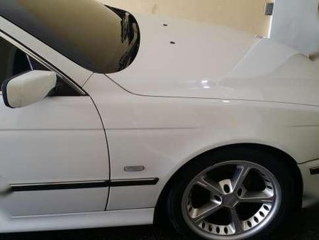 1999 Bmw 520i Manual White For Sale 161251