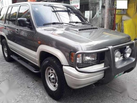 isuzu trooper bighorn irmscher edition 4x4 162603