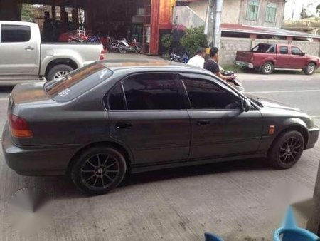 Honda Civic 1997 LXI Gray For Sale