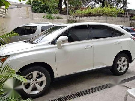 Lexus RX 350 2010 White AT For Sale