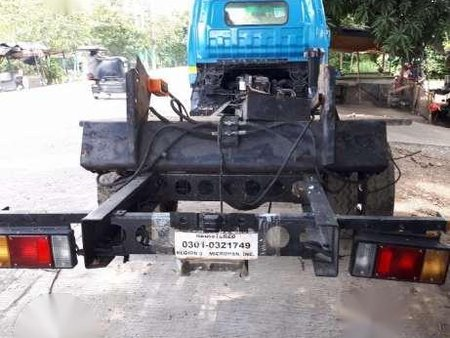 Isuzu Elf 4HE1 Turbo Intercooler