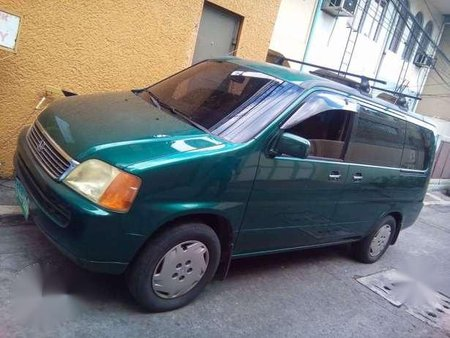 2003 Honda Step Wagon