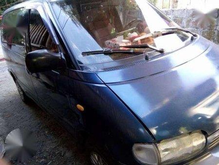 Nissan Serena Blue MT 2000 For Sale
