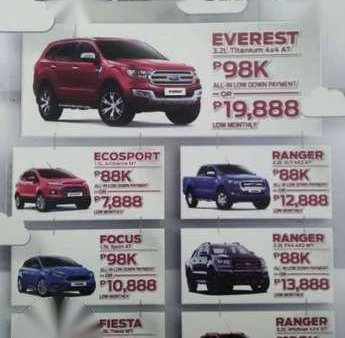 For sale Bnew Ford All-in Promos