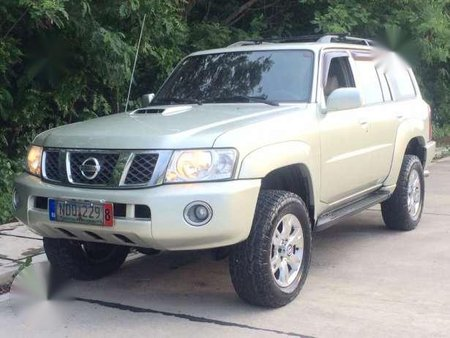 2009 Nissan Patrol Super Safari For Sale 165522