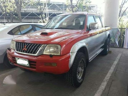 Mitsubishi Strada Endeavor 4x4 Pickup