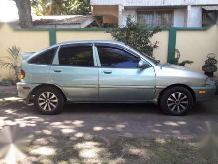 Kia Avella 2007 Silver MT For Sale