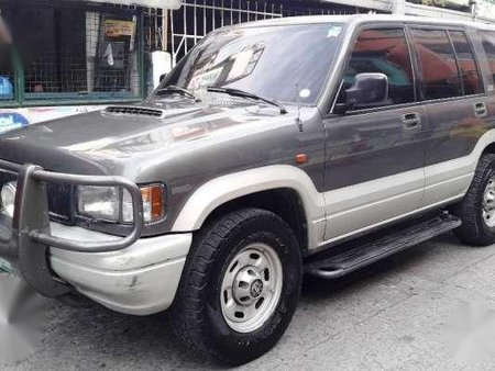 isuzu bighorn trooper 4x4 irmscher edition at diesel 165643