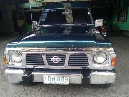 Nissan patrol safari 1995