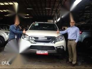 Isuzu Mu X 129k All In Promo Or 40k Cash Discount 166298