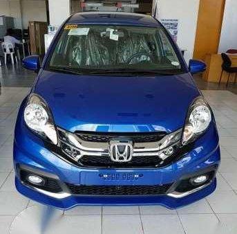 Honda Mobilio Rs Navi Cvt 2017 166799