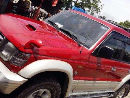 Mitsubishi Pajero Exceed